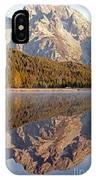 String Lake Grand Teton National Park IPhone Case