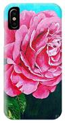 Summer Rose IPhone Case