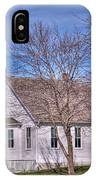 The Church At The Site Of The Old Confederate Soldiers Home IPhone Case