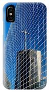 The Crystal Cathedral IPhone Case