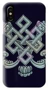 The Endless Knot IPhone Case
