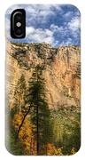 The Hills Of Sedona  IPhone Case