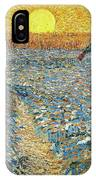 The Sower IPhone Case