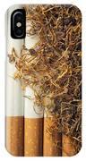 Tobacco IPhone Case