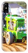 Tractor Pull IPhone Case