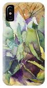 Two Fat Agaves - 140 Lb IPhone Case