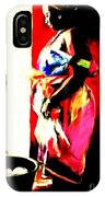Ugunda Fish Lady IPhone Case