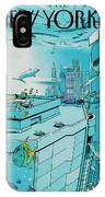 New Yorker April 25th, 2005 IPhone X Case