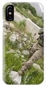 U.s. Army Specialist Walks IPhone Case