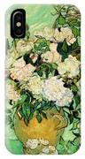 Van Gogh's Roses IPhone Case