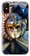 Venice Carnival Mask IPhone Case