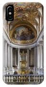 Versailles Chapel IPhone Case