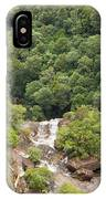 Waterfall Valley IPhone Case