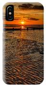 Welsh Sunset IPhone Case