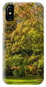 Westonbirt Arboretum IPhone Case