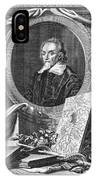William Harvey (1578-1657) IPhone Case