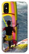 Windsurfing International Competition IPhone Case