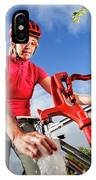 Women Cyclists IPhone Case