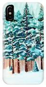 Yosemite Winter IPhone Case