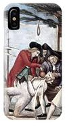 Boston Tea Party, 1773 IPhone Case