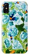 Miyoko Flowers IPhone Case