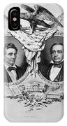 Presidential Campaign, 1860 IPhone Case