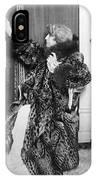 Sarah Bernhardt (1844-1923) IPhone Case