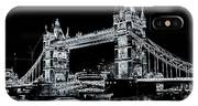 Tower Bridge Art IPhone Case