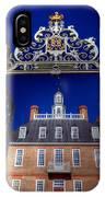 Williamsburg Virginia Usa IPhone Case