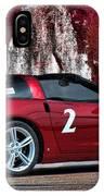 2008 Corvette IPhone Case