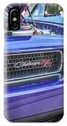 2008 Dodge Challenger Rt IPhone Case