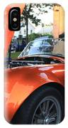 2009 Cobra Front And Side View IPhone Case