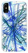 2010 Abstract Drawing 21 IPhone Case