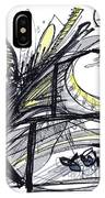2010 Abstract Drawing 28 IPhone Case