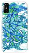 2010 Abstract Drawing 30 IPhone Case