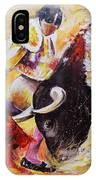 2011 Toro Acrylics 01 IPhone Case