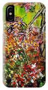 2012 119 Daisies Butterfly Garden United States Botanic Garden Washington Dc IPhone Case