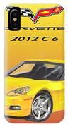 2012 C 6 Corvette IPhone Case