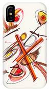 2012 Drawing #23 IPhone Case