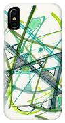 2012 Drawing #34 IPhone Case