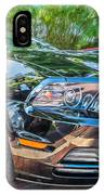 2013 Ford Shelby Mustang Gt 5.0 Convertible Painted   IPhone Case