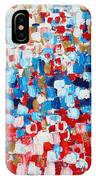 2014 31 Russian Flag IPhone Case