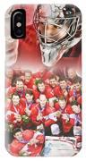 2014 Team Canada IPhone Case