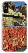 2015 Cal Poly Rose Parade Float 15rp052 IPhone Case