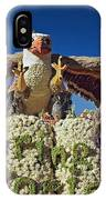 2015 Cal Poly Rose Parade Float 15rp055 IPhone Case