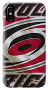 Carolina Hurricanes IPhone Case