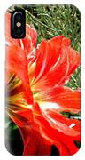 Love Flowers IPhone Case