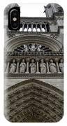 Notre Dame In Paris France IPhone Case