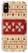 Turkish Carpet IPhone Case