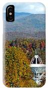 26 East And The Blueridge Panoramic IPhone Case